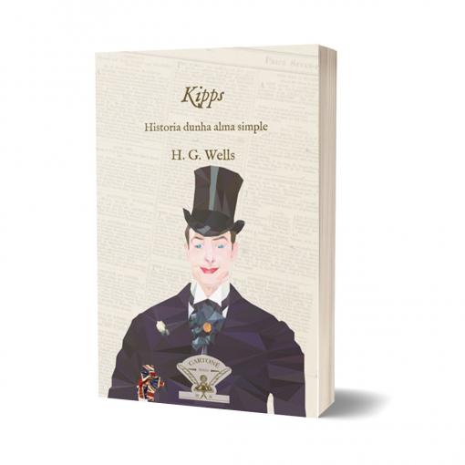 Kipps. Historia dunha alma simple