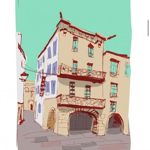 Rúa de San Bieito