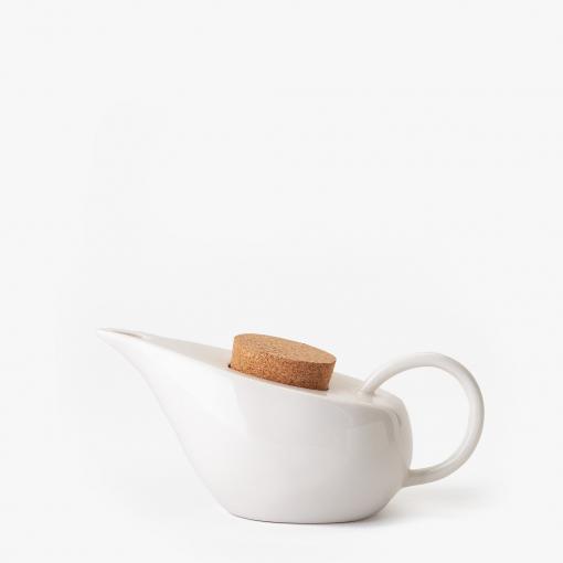 Tetera individual/ Aceitera minimalista