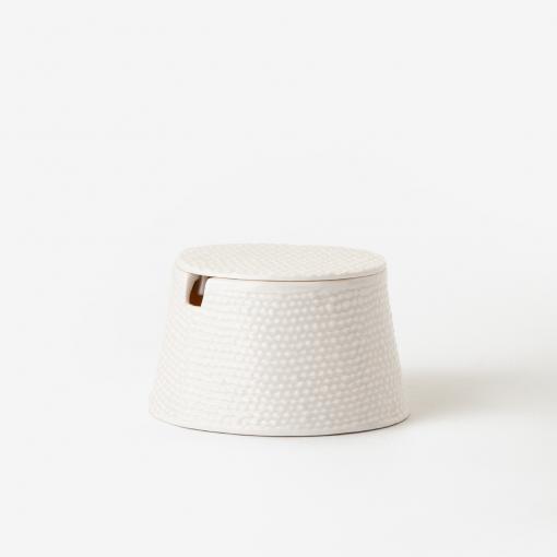 Azucarero textil 1